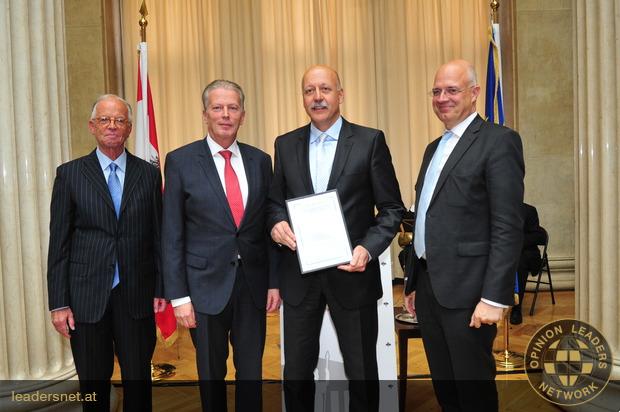 Verleihung des Kunschak Preises - Fotos P.Hutter