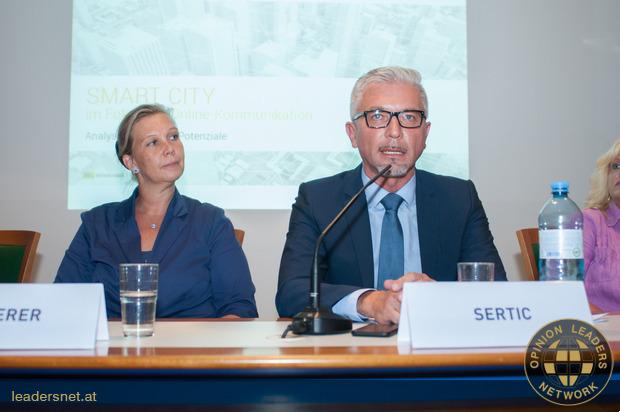 Smart City Logistik auf Wienerisch - Fotos K.Krasniqi