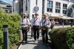Septet Jazz Band Marching Parade 14366538
