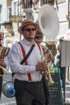 Septet Jazz Band Marching Parade 14366545