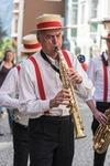 Septet Jazz Band Marching Parade 14366546