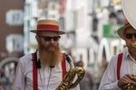 Septet Jazz Band Marching Parade 14366548