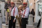 Septet Jazz Band Marching Parade 14366553