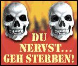 Gruppenavatar von DU NERVST... GEH STERBEN!