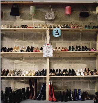 Gruppenavatar von Nein ich habe keine Gäste- das sind alles meine Schuhe