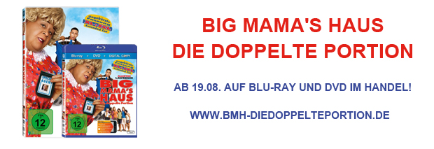Big Mama'S Haus – Die Doppelte Portion