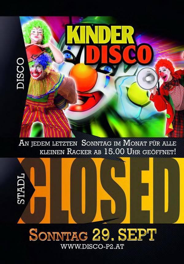 Meetpoint - P2 Kinder Disco - Jeden letzten Sonntag im Monat ab 15:00 ...