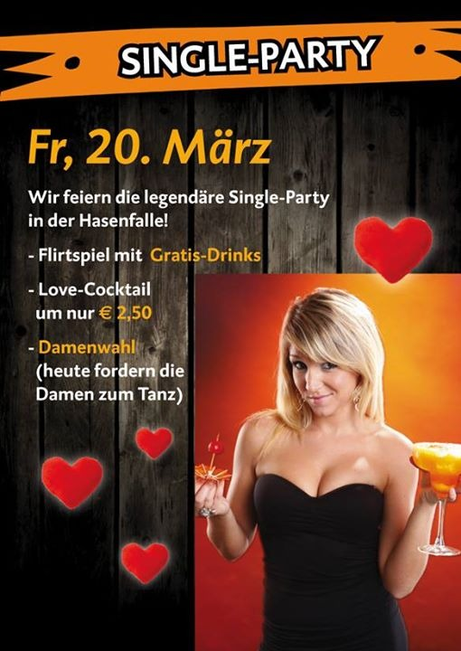 Single party dortmund 2015