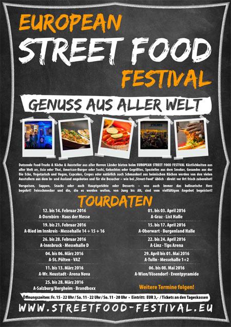 european street food festival messe tulln. Black Bedroom Furniture Sets. Home Design Ideas
