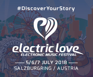 Electric love 2018