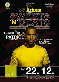 SweetsN`Beats mit Patrice 