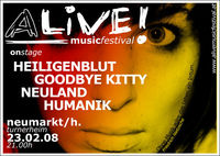 ALiVE! musicfestival