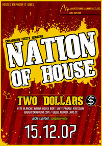 Nation of House - Two Dollars@Herbers