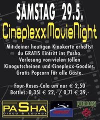 Cineplexx Movie Night