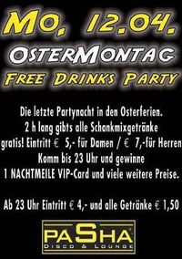 Free Drinks Party