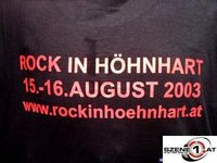 Rock in Höhnhart