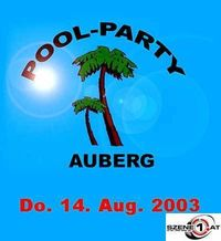 Pool-Party@Gasth. Bachschmiede