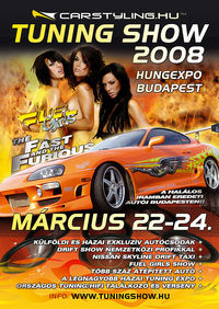 Carstyling Tuning Show