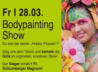 Bodypainting Show