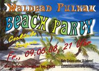 Beach Party@Waldbad