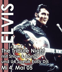 Elvis - The Tribute Night