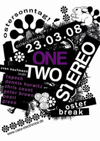 One Two Stereo