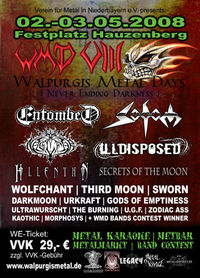 Walpurgis Metal Days VIII