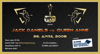 JackDaniels vs Queen Anne - the legendary Event