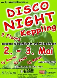 Disco Night Keppling