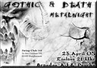 Gothic & Death Metal-Night