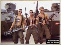 Gruppenavatar von Männer in Bundesheeruniformen sind extrem sexy :-)