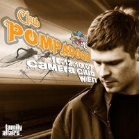 Club Pompadour mit Gregor Tresher
