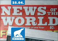 Iceberg - Verschwende deine Jugend