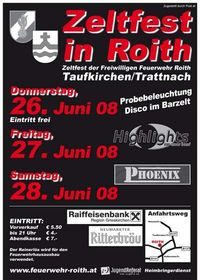 Zeltfest Roith b. Taufkirchen/Tr.@Festzelt
