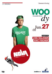 Nova summerclosing  with Woody fumakilla berlin
