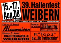 39. Hallenfest Weibern