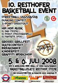 10. Resthofer Basketball Event 2008