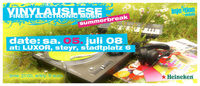 Vinylauslese #8 - The summerbreak