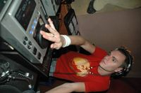 DJ Andy Catana @ work !!