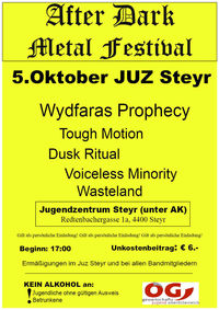 After dark Metal Festival