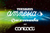 Tuesdays @ Amnesia