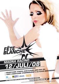Fête Blanche - Das Original @Magna Racino