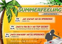 Summerfeeling - get started