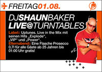 DJ Shawn Baker live @ the Turntables