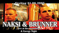 Live at the turntables: NAKSI & BRUNNER