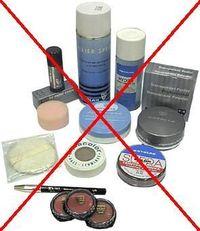 Männer schminken sich nicht, weil sie von Haus aus schön sind