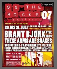 On the Rocks Festival 07