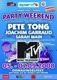 25.Donauinselfest: MTV - Insel