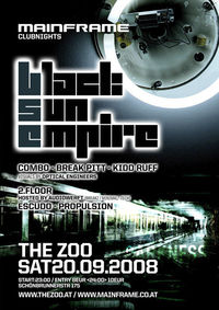 Mainframe Clubnights pres. Black Sun Empire