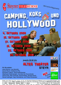 """Camping, Koks und Hollywood"""